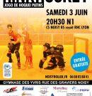 Samedi 03 Juin N1 Elite Noisy VS Lyon