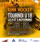 Tournoi International U18 – 4 et 5 Novembre