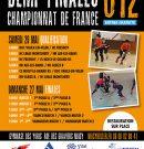 Championnat de France – Demi finale U12 – 26 et 27 Mai, Noisy le Grand