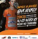 19 janvier – N3 de Noisy le grand reçoit Tourcoing