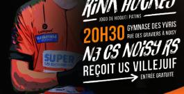12 octobre – Noisy N3 reçoit Villejuif